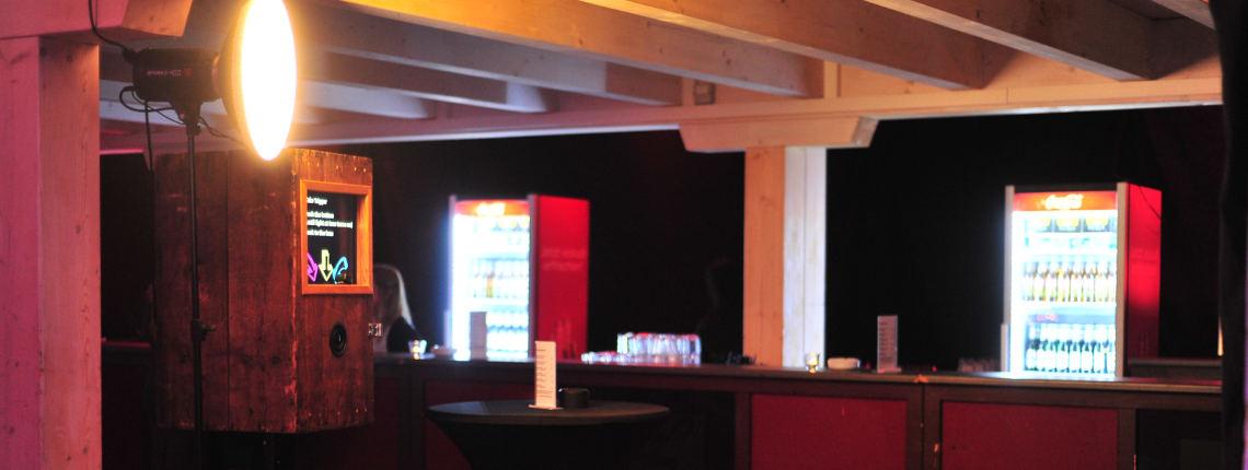 Fotobox Hochzeit Fotobox München